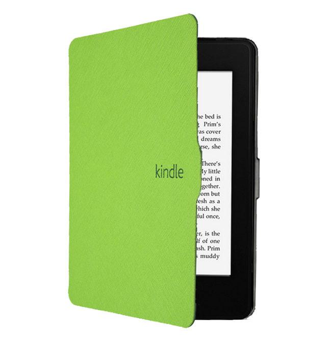 Обкладинка для електронної книги Amazon Kindle Paperwhite Carbon Slim - Green