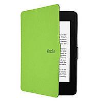 Обложка для электронной книги Amazon Kindle Paperwhite Carbon Slim - Green