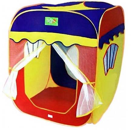 Детская игровая палатка Карета 5040, домик для игр, фото 2