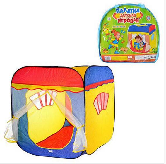 Детская игровая палатка Карета 5040, домик для игр