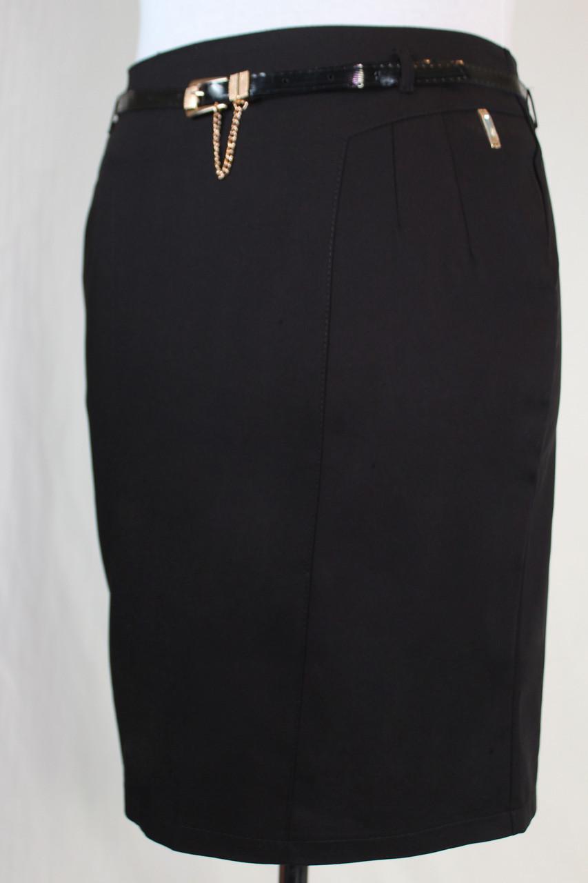 Классическая юбка карандаш 48 и 54 р
