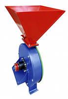 Измельчитель зерна МЛИНОК, под двигатель (УКРПРОМ)