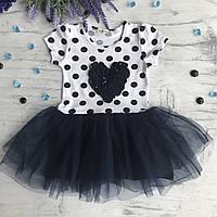 Летнее платье Breeze 130. Размеры 98 см, 104 см, 110 см, 116 см, 128 см