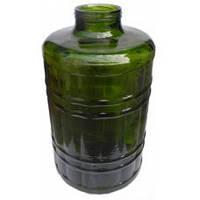Бутыль стеклянный 15 л (с широким горлышком)