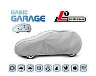 Тент для автомобиля Basic Garage. Размер: L1 hb/kombi на Daewoo Lanos 1998-