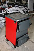Пиролизный котел Юта 15 кВт