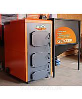 Пеллетный котел КОТэко Geyzer 17 кВт