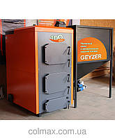 Пеллетный котел КОТэко Geyzer 98 кВт