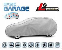 Тент автомобильный Basic Garage. Размер: L2 hb/kombi на Kia Cerato 2013-
