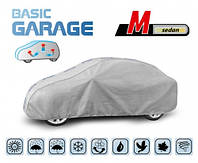 Чехол-тент для автомобиля Basic Garage. Размер: M Sedan на Daewoo Lanos 1998-