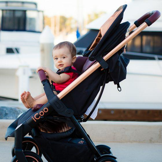 Прогулочная коляска iCoo Acrobat