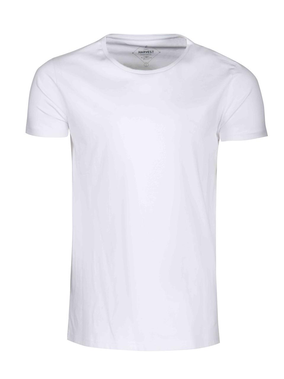 Мужская футболка Twoville от ТМ James Harvest (цвет белый)