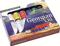 Набор масляных красок  ''Georgian Starter Set'', 6 * 22мл, DR, фото 1