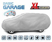 Тент для автомобиля Basic Garage. Размер XL Suv/Off-road на Hyundai Santa Fe 2013-
