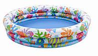 Дитячий надувний басейн Intex 59431 (132 х 28 см), фото 1