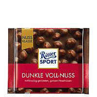Ritter Sport  Dunkle Voll-Nuss 100 g