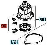 Натяжний пристрій для ремня до газонокосилки ROTAK 32 BOSCH, фото 2