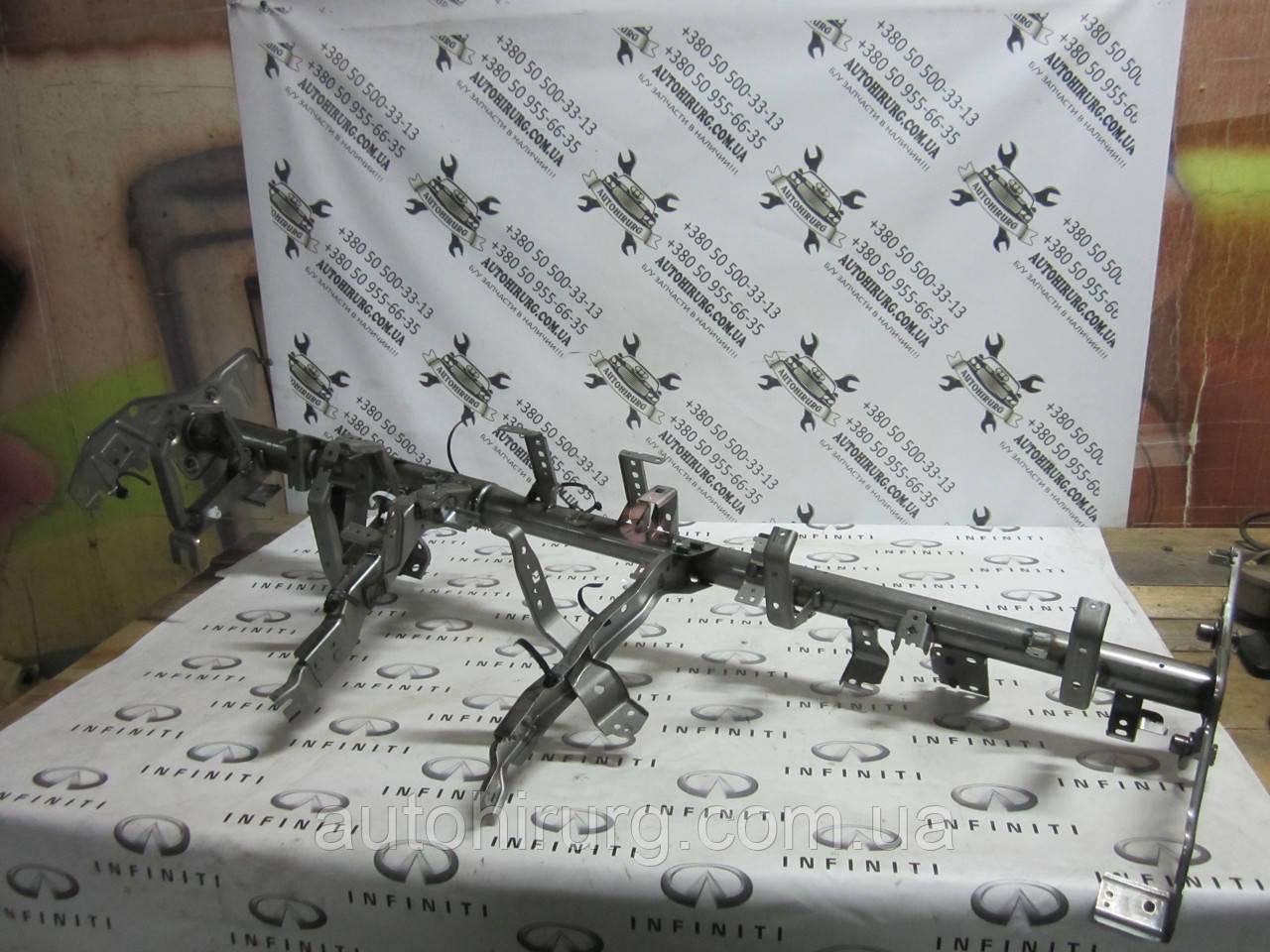 Установочная панель торпедо Infiniti Qx56 / Qx80 (Z62), фото 1
