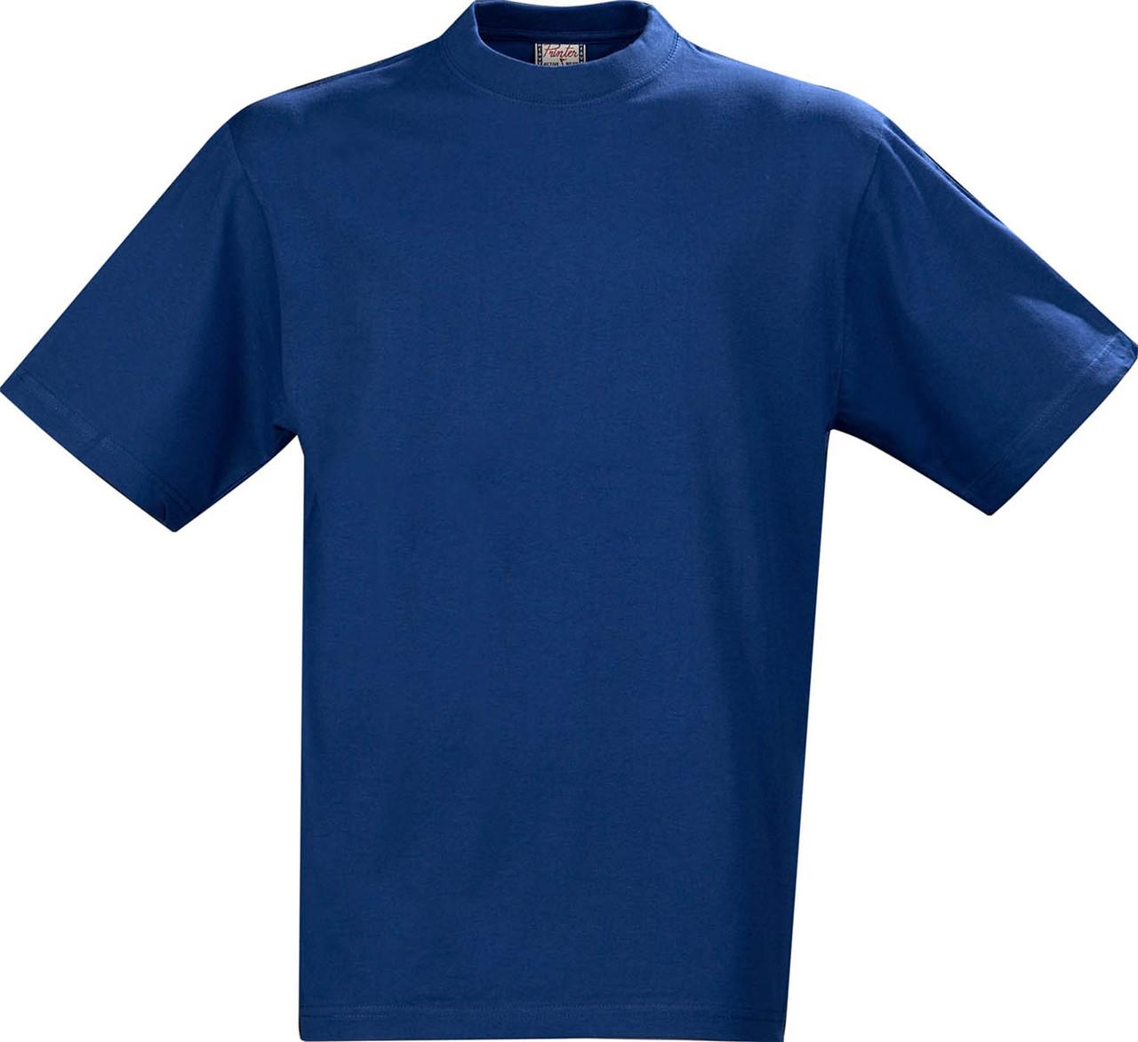 Футболка мужская Heavy от ТМ Printer (цвет синий)