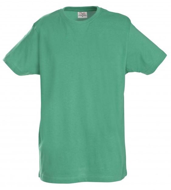 Футболка мужская RSX Heavy T-shirt от ТМ Printer Essentials (цвет тепло-зелёный)