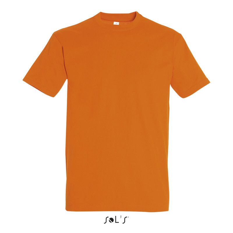Футболка SOL'S IMPERIAL_ (цвет оранжевый)