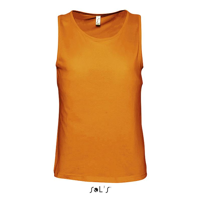 Майка SOL'S JUSTIN (цвет оранжевый)