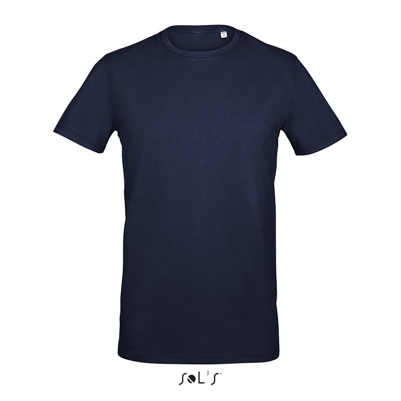 Мужская футболка с круглым вырезом SOL'S MILLENIUM MEN (цвет кобальт)