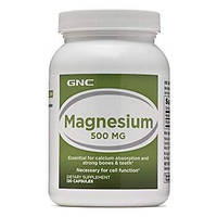 GNC Magnesium 500 mg 120 caps