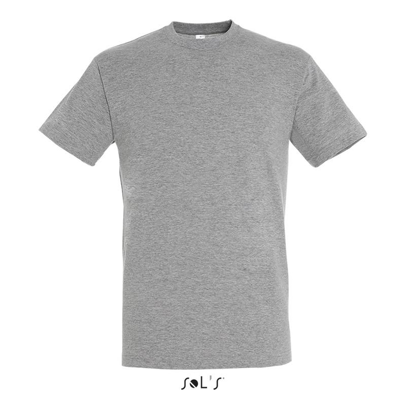 Футболка SOL'S REGENT (цвет серый-меланж)