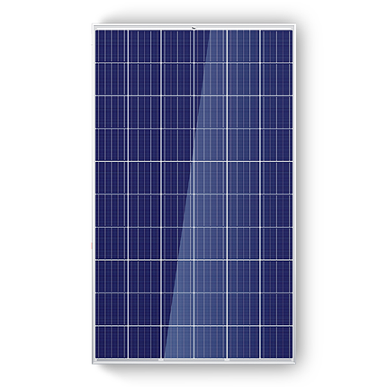 Солнечная батарея Amerisolar AS-6P30 285W 5BB, 285 Вт (поликристалл), фото 2