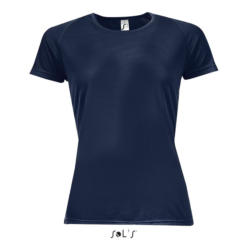 Футболка SOL'S SPORTY WOMEN (цвет кобальт)
