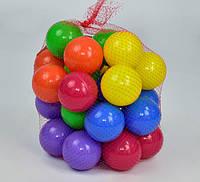 Шарики для сухого бассейна диаметром 8 см 30 штук M-Toys