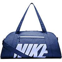94661cd3a6b4 Сумка спортивная женская Nike Gym Club Training Duffel Bag BA5490-438 Синий