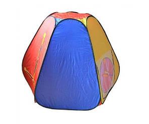 Детская игровая палатка Пирамида 5008, домик для игр, фото 2