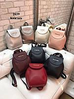 Женский рюкзак Michael Kors в разных цветах код2039