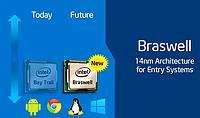 Asus представила материнскую плату с распаянным на PCB процессором Intel Celeron N3150