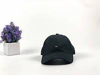 Кепка бейсболка Tommy Hilfiger (черная)