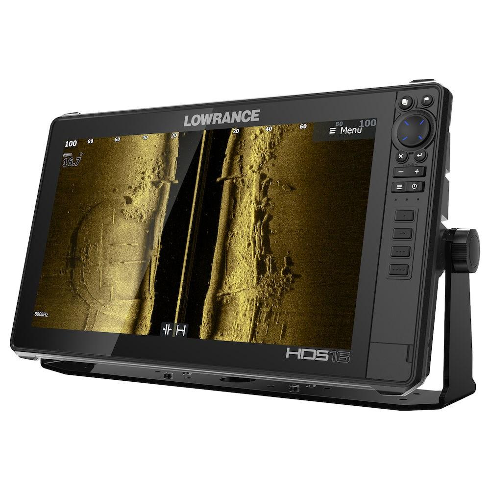 Эхолот Lowrance HDS-16 Live Active Imaging 3in1 + Navionics Platinum