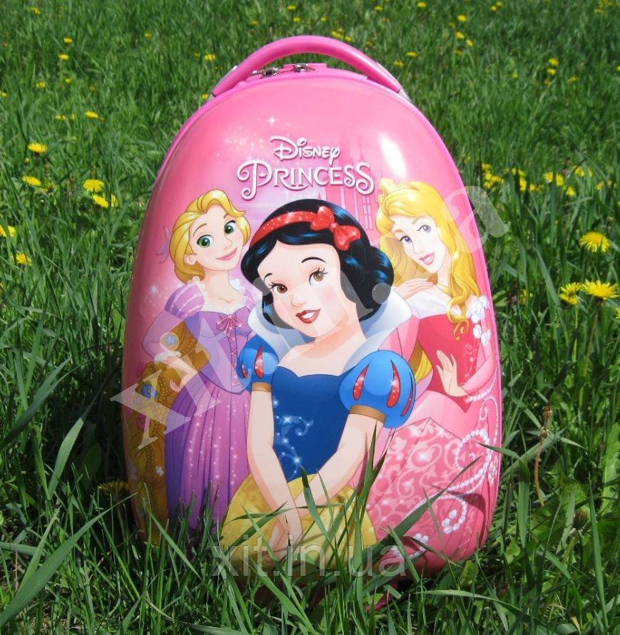 """Дитячий валізу 16"""" на колесах Принцеси Дісней"""