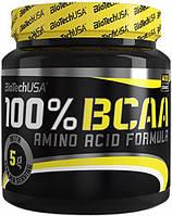 Аминокислота BCAA (400 g, unflavored) 100% BioTech