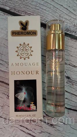 Женский  мини-парфюм с феромоном Amouage Honour, 45 мл., фото 2