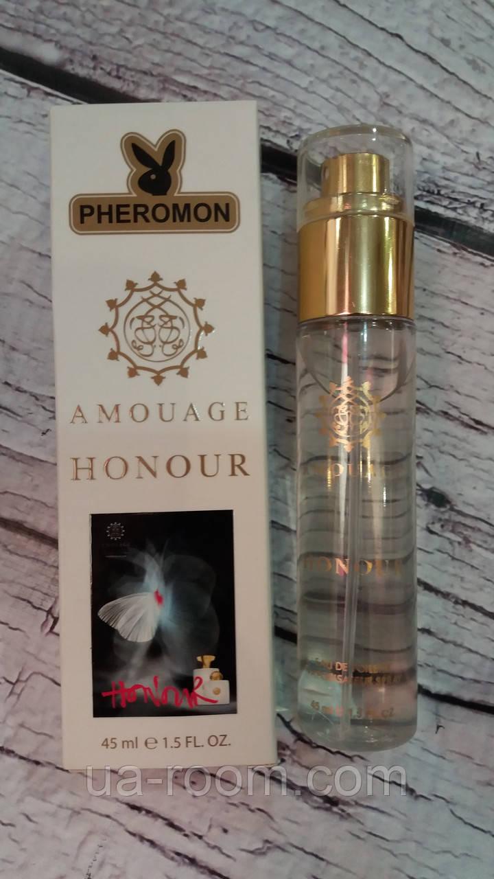 Женский  мини-парфюм с феромоном Amouage Honour, 45 мл.