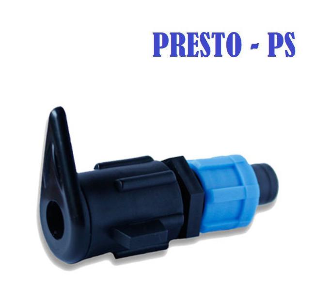 Старт LFT для капельной ленты  Presto-PS
