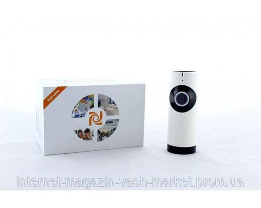Камера настольная CAMERA CAD 1315 WIFI\ip\dvr\1mp беспроводная камера с записью на карту памяти WIFI, фото 2