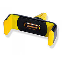 Автомобильный держатель Remax Car Holder RM-C01 black-yellow (110702)