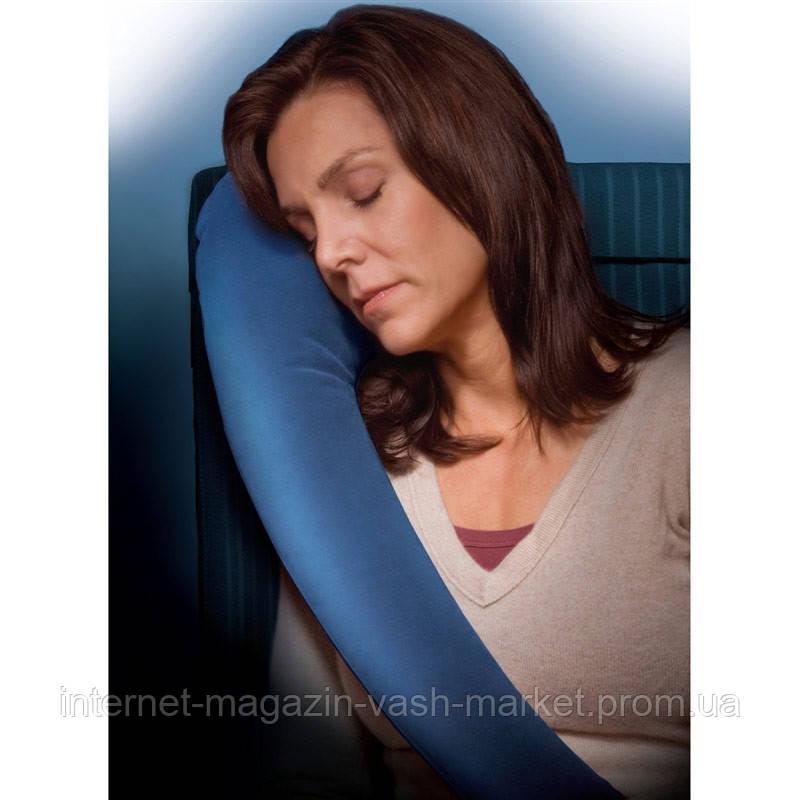 Надувная подушка для путешествий Travelrest, Качество