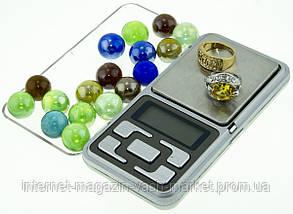Карманные электронные ювелирные, кухонные весы до 500 гр! Сверх точные!, Акция, фото 3