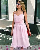 Женское нежное стильное  платье  мод.785, фото 1