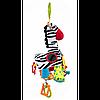 Музыкальная игрушка-подвеска Зебра Зоя Balibazoo (Высота 26 см), фото 3