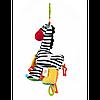 Музыкальная игрушка-подвеска Зебра Зоя Balibazoo (Высота 26 см), фото 4